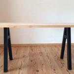 テーブル鉄脚DIY